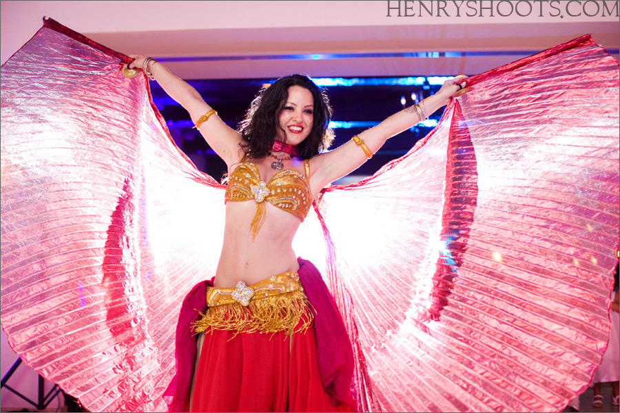 belly dancer layla
