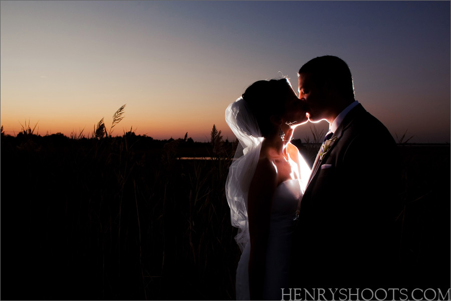 Bonnet Island Estate wedding