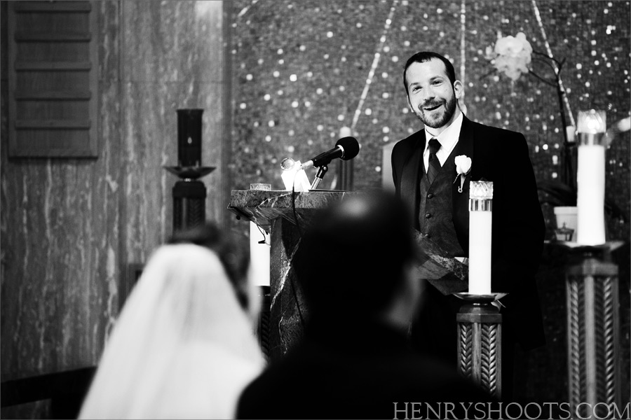 wedding at Westmount Country Club