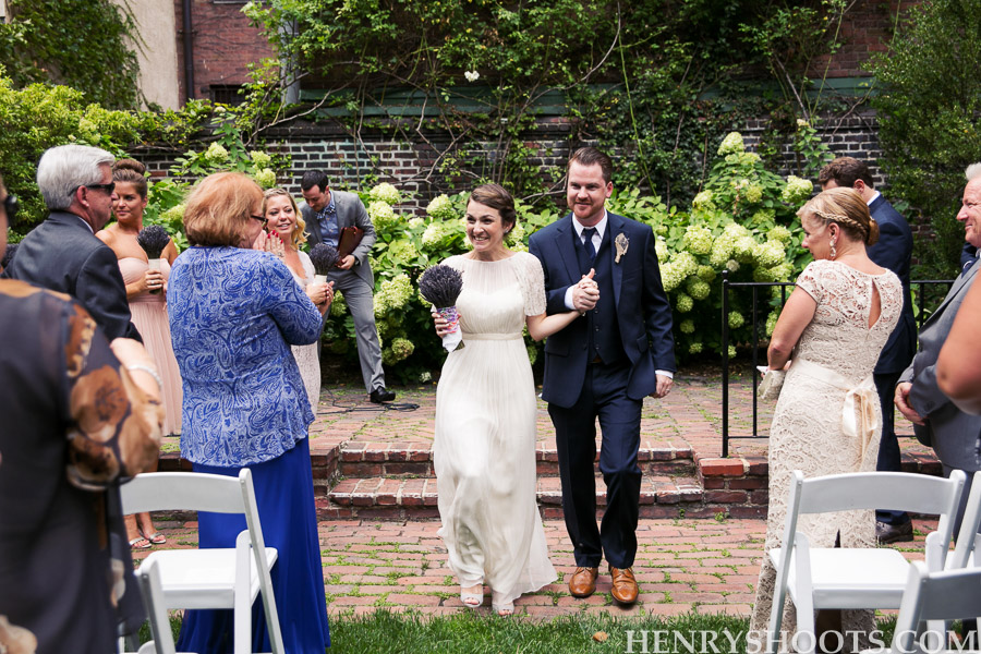 wedding at the Colonial Dames Philadelphia